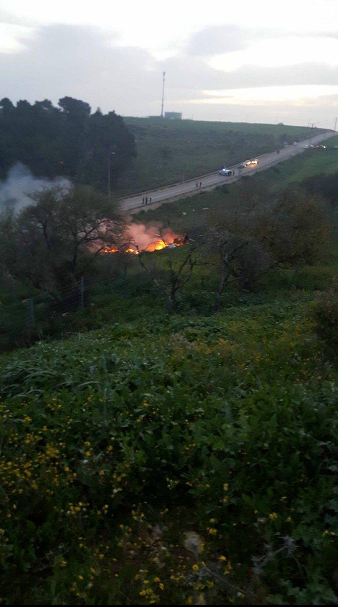 ΕΚΤΑΚΤΟ -Κατάρριψη Ισραηλινού μαχητικού F-16 και ελικοπτέρου από ρωσικά αντιαεροπορικά πυρά – Πατήθηκαν οι S-400; Ολονύχτια κόλαση στην Συρία - Εικόνα5