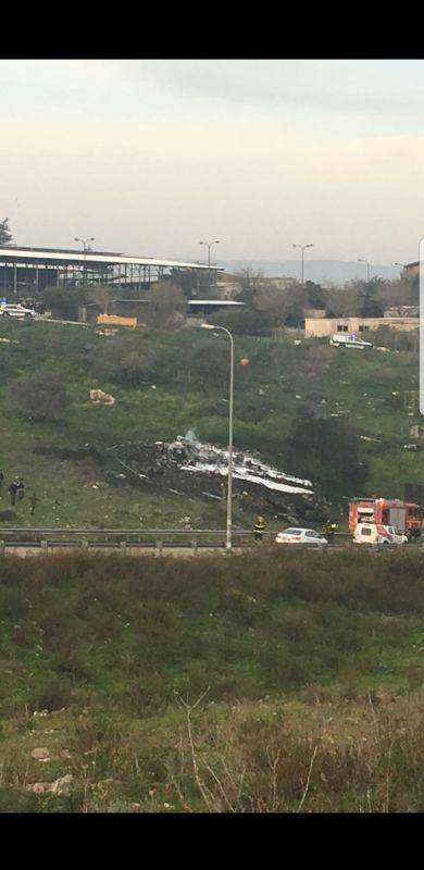 ΕΚΤΑΚΤΟ -Κατάρριψη Ισραηλινού μαχητικού F-16 και ελικοπτέρου από ρωσικά αντιαεροπορικά πυρά – Πατήθηκαν οι S-400; Ολονύχτια κόλαση στην Συρία - Εικόνα6