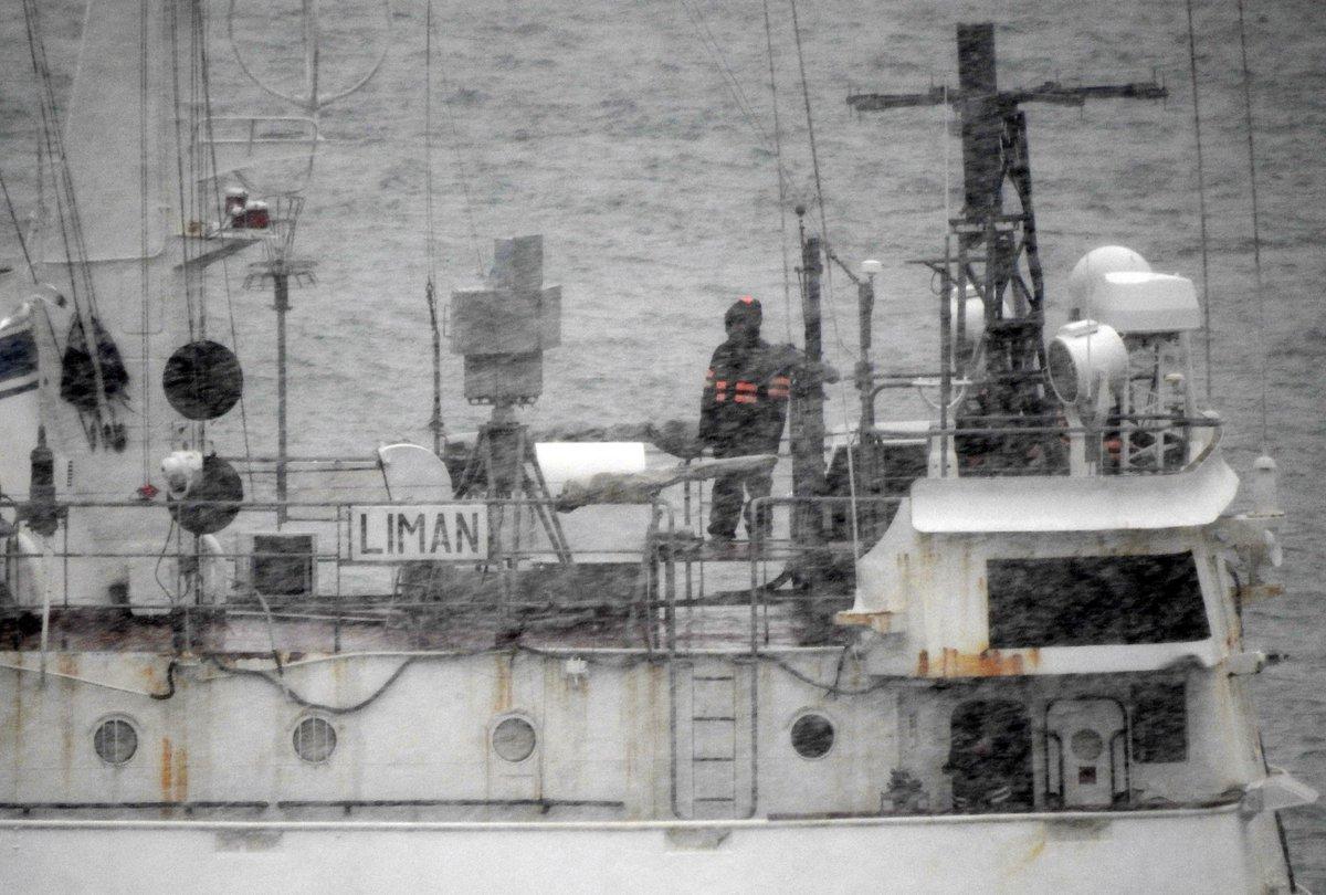 ΕΚΤΑΚΤΟ: Κλείνουν τα Στενά – Βυθίζεται το ρωσικό πλοίο ηλεκτρονικού πολέμου – Οι πρώτες εικόνες και βίντεο – Δείτε σε ζωντανή σύνδεση - Εικόνα10