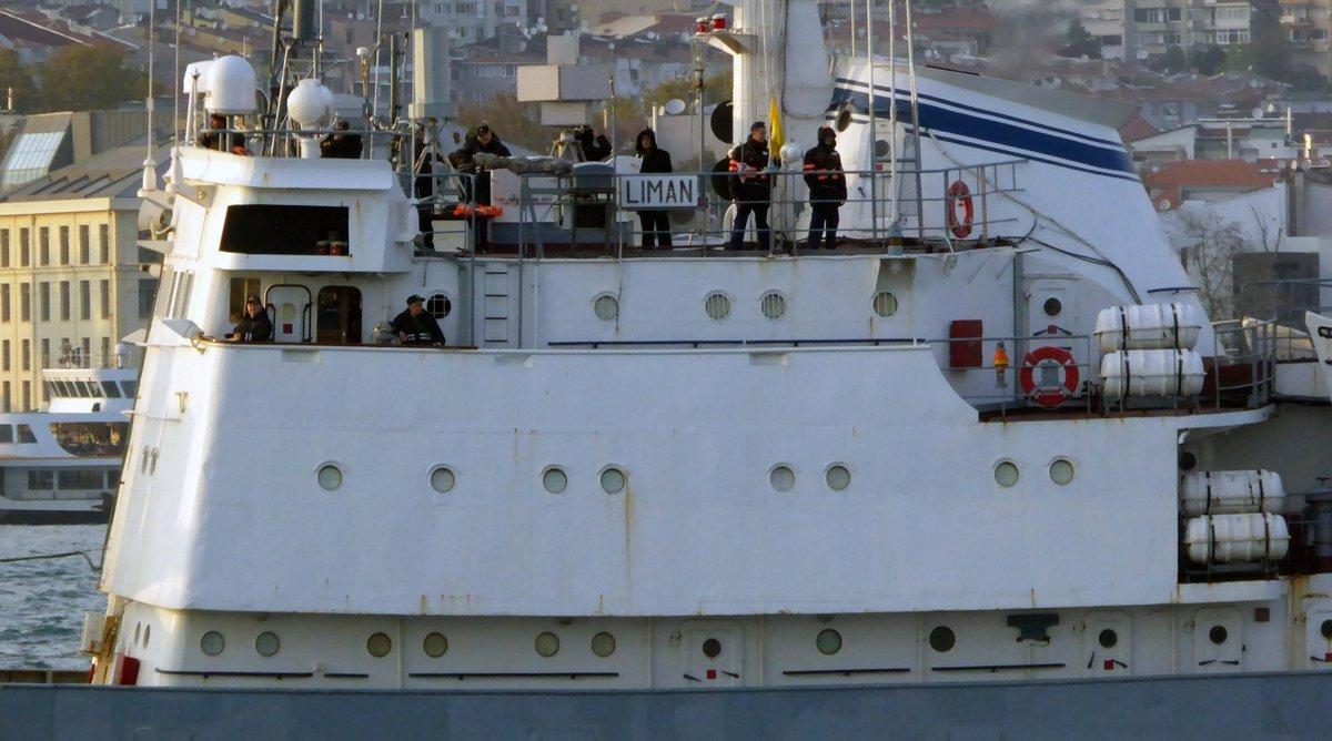 ΕΚΤΑΚΤΟ: Κλείνουν τα Στενά – Βυθίζεται το ρωσικό πλοίο ηλεκτρονικού πολέμου – Οι πρώτες εικόνες και βίντεο – Δείτε σε ζωντανή σύνδεση - Εικόνα2