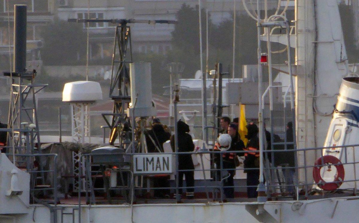 ΕΚΤΑΚΤΟ: Κλείνουν τα Στενά – Βυθίζεται το ρωσικό πλοίο ηλεκτρονικού πολέμου – Οι πρώτες εικόνες και βίντεο – Δείτε σε ζωντανή σύνδεση - Εικόνα3
