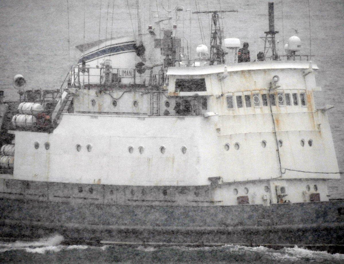 ΕΚΤΑΚΤΟ: Κλείνουν τα Στενά – Βυθίζεται το ρωσικό πλοίο ηλεκτρονικού πολέμου – Οι πρώτες εικόνες και βίντεο – Δείτε σε ζωντανή σύνδεση - Εικόνα8