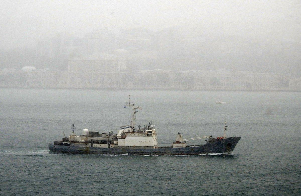 ΕΚΤΑΚΤΟ: Κλείνουν τα Στενά – Βυθίζεται το ρωσικό πλοίο ηλεκτρονικού πολέμου – Οι πρώτες εικόνες και βίντεο – Δείτε σε ζωντανή σύνδεση - Εικόνα9