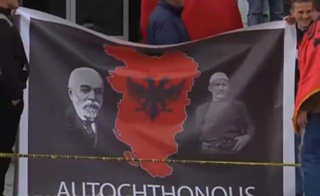 ΕΚΤΑΚΤΟ: «Να προετοιμάζονται για κόλαση οι Αλβανοί» απαντούν σερβικά ΜΜΕ: Σέρβος υπουργός εμπλέκει Ελλάδα-ΠΓΔΜ-Μαυροβούνιο σε τρίτο βαλκανικό πόλεμο – Ο Ε.Ράμα έδωσε όρκο «Μεγάλης Αλβανίας»… - Εικόνα3