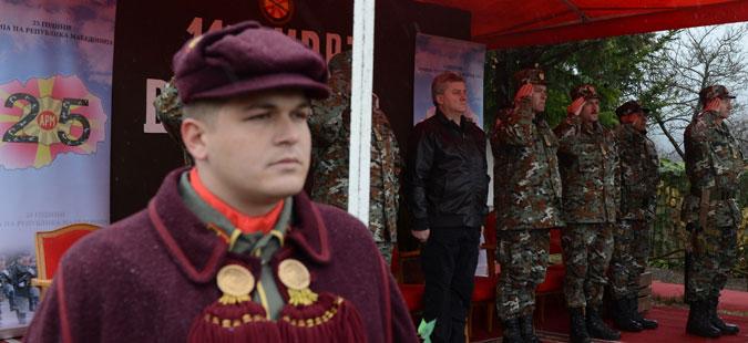 ΕΚΤΑΚΤΟ: Σε πολεμική ετοιμότητα τέθηκε ο Στρατός των Σκοπίων – Διορία 10 ημέρες και μετά εμφύλιος πόλεμος - Εικόνα2