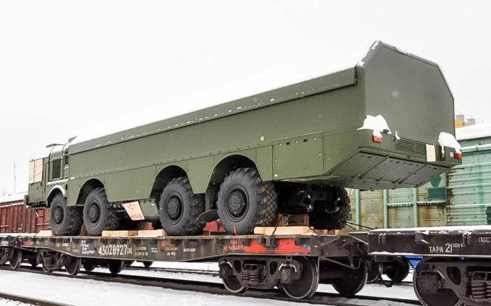 ΕΚΤΑΚΤΟ: Ο Πούτιν αναπτύσσει πυραύλους «Bastion» στη Βαλτική και «κλειδώνει» το νατοϊκό στόλο (αποκλειστικές φωτογραφίες) - Εικόνα0