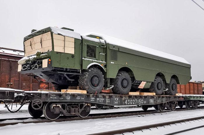 ΕΚΤΑΚΤΟ: Ο Πούτιν αναπτύσσει πυραύλους «Bastion» στη Βαλτική και «κλειδώνει» το νατοϊκό στόλο (αποκλειστικές φωτογραφίες) - Εικόνα1