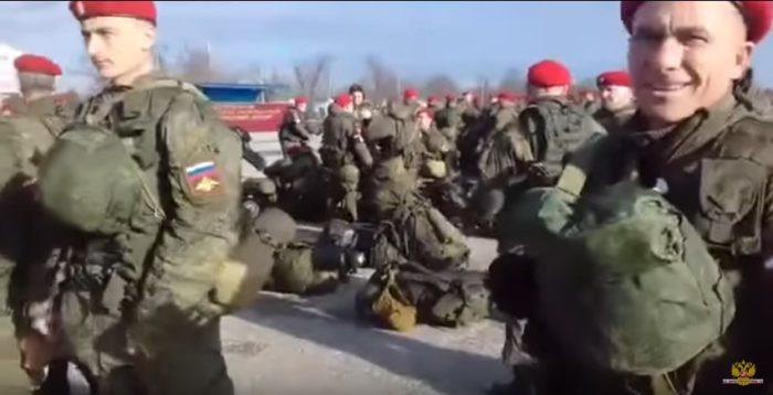 ΕΚΤΑΚΤΟ! Ρ.Καντίροφ: «Έστειλα Τσετσένους Spetsnaz στη Συρία να μου φέρουν τα «σκαλπ» των τρομοκρατών» – «Αποκεφαλίζονται» οι τρομοκρατικές οργανώσεις – Τα πρώτα πλάνα (εικόνες-βίντεο) - Εικόνα0