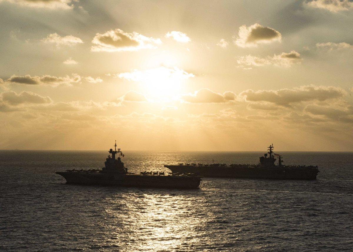 ΕΚΤΑΚΤΟ: Η Ρωσία απειλεί να πάρει εκδίκηση για το Κουρσκ: Αγέλες ρωσικών υποβρυχίων μεταξύ των USS Eisenhower και Charles De Gaulle – Ο Β.Πούτιν έστειλε τους «φονιάδες των αεροπλανοφόρων» (εικόνες-βίντεο) - Εικόνα3