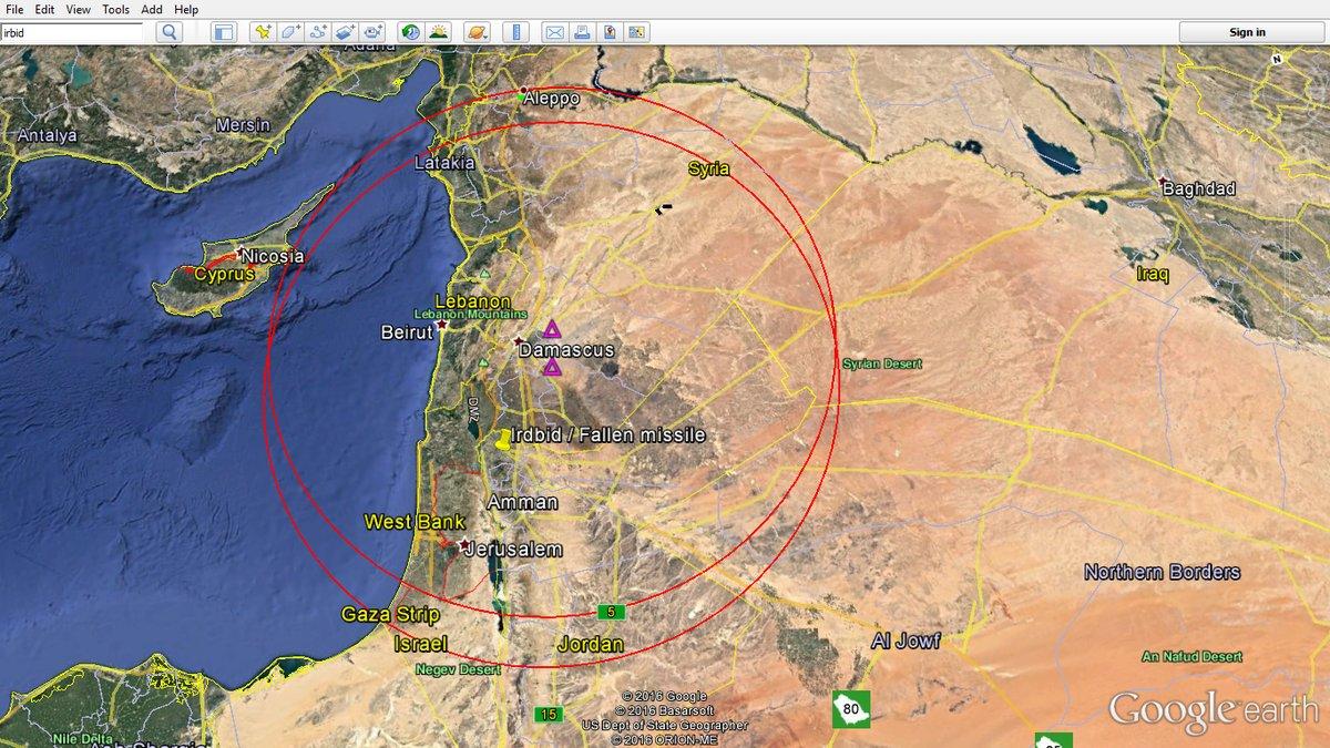 ΕΚΤΑΚΤΟ: Ρωσικό αντιαεροπορικό σύστημα S-300 κατέρριψε Ισραηλινό F-16 στη Συρία – Νεκρός ο πιλότος – Οργή από Ισραήλ: «Θα καταστρέψουμε ολόκληρη τη συριακή αεράμυνα» - Εικόνα2