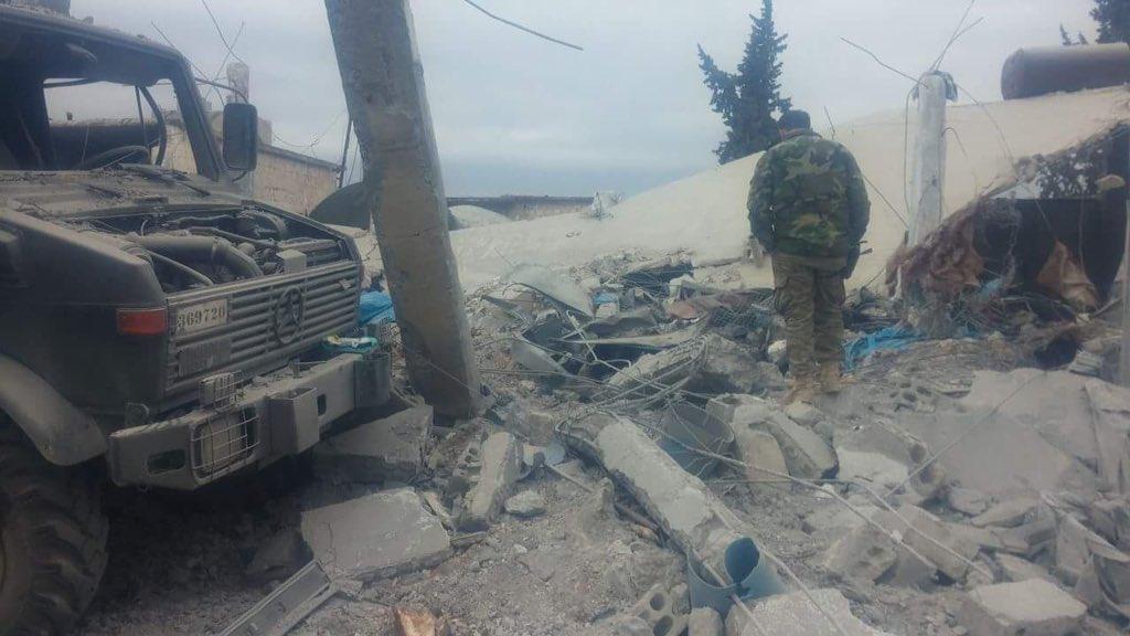 ΕΚΤΑΚΤΟ: Συροτουρκικός πόλεμος σε εξέλιξη – Και νέος βομβαρδισμός εναντίον τουρκικού στρατώνα – Η Ρωσία απέστειλε 50 πυραύλους «Tochka-U» και Iskander στη Συρία (βίντεο, εικόνες) - Εικόνα3