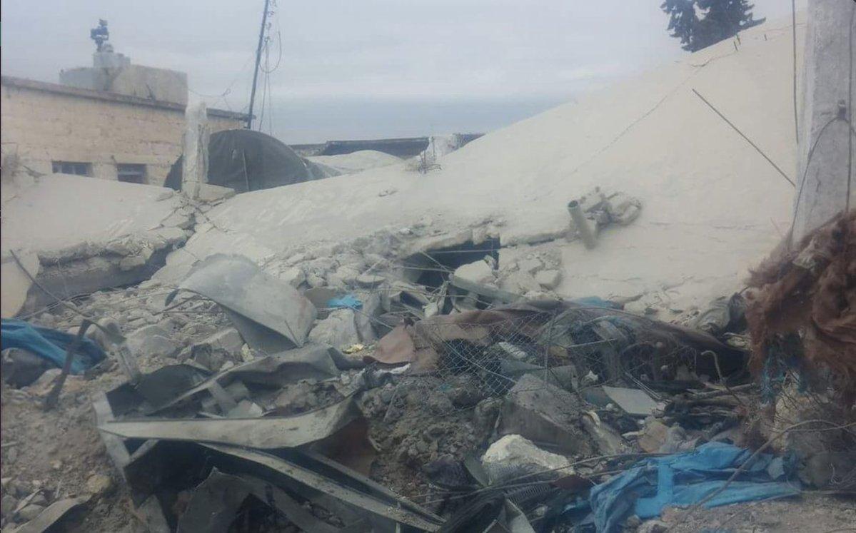 ΕΚΤΑΚΤΟ: Συροτουρκικός πόλεμος σε εξέλιξη – Και νέος βομβαρδισμός εναντίον τουρκικού στρατώνα – Η Ρωσία απέστειλε 50 πυραύλους «Tochka-U» και Iskander στη Συρία (βίντεο, εικόνες) - Εικόνα4