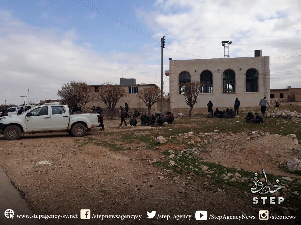 ΕΚΤΑΚΤΟ: Συροτουρκικός πόλεμος σε εξέλιξη – Και νέος βομβαρδισμός εναντίον τουρκικού στρατώνα – Η Ρωσία απέστειλε 50 πυραύλους «Tochka-U» και Iskander στη Συρία (βίντεο, εικόνες) - Εικόνα5