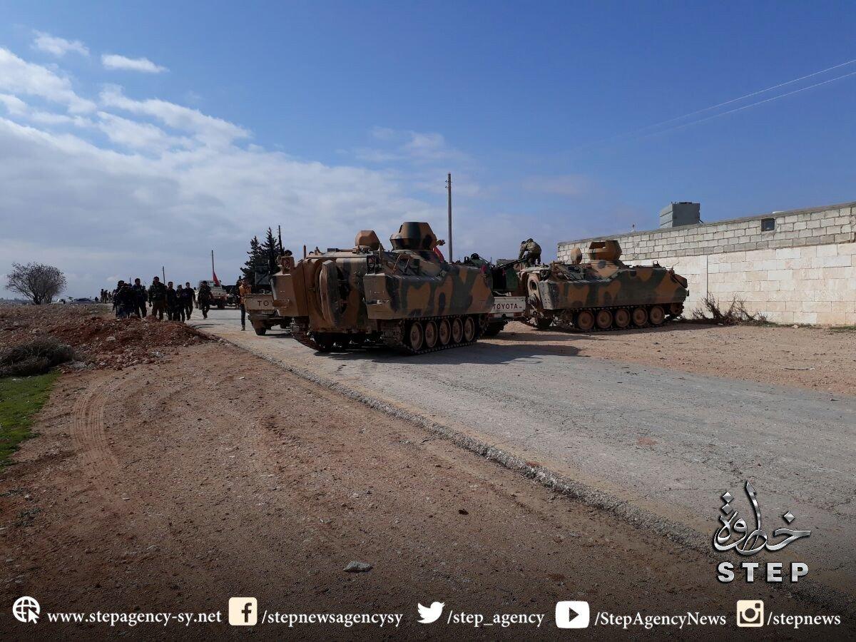 ΕΚΤΑΚΤΟ: Συροτουρκικός πόλεμος σε εξέλιξη – Και νέος βομβαρδισμός εναντίον τουρκικού στρατώνα – Η Ρωσία απέστειλε 50 πυραύλους «Tochka-U» και Iskander στη Συρία (βίντεο, εικόνες) - Εικόνα6