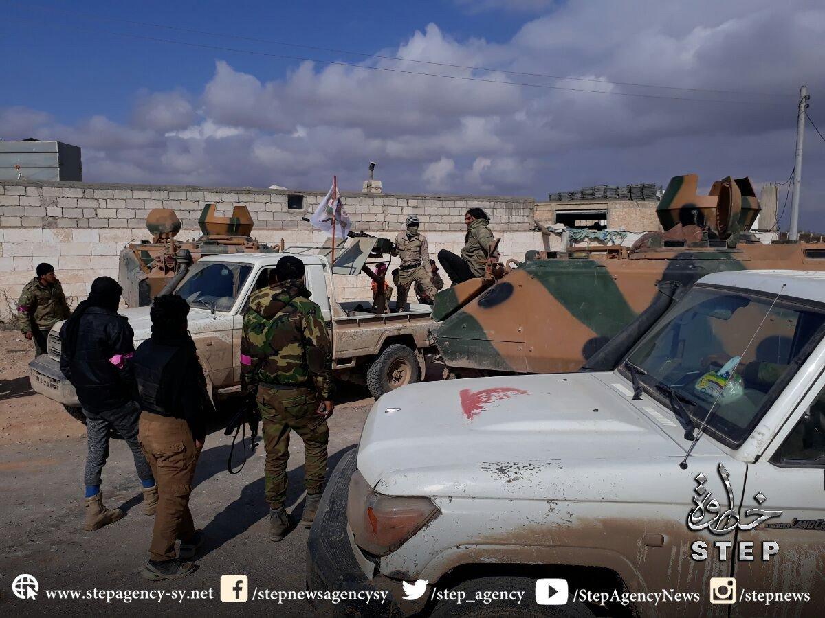 ΕΚΤΑΚΤΟ: Συροτουρκικός πόλεμος σε εξέλιξη – Και νέος βομβαρδισμός εναντίον τουρκικού στρατώνα – Η Ρωσία απέστειλε 50 πυραύλους «Tochka-U» και Iskander στη Συρία (βίντεο, εικόνες) - Εικόνα7