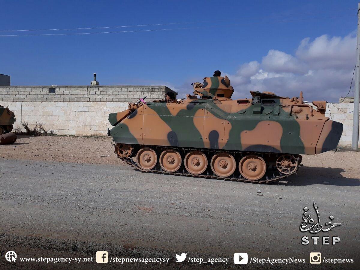 ΕΚΤΑΚΤΟ: Συροτουρκικός πόλεμος σε εξέλιξη – Και νέος βομβαρδισμός εναντίον τουρκικού στρατώνα – Η Ρωσία απέστειλε 50 πυραύλους «Tochka-U» και Iskander στη Συρία (βίντεο, εικόνες) - Εικόνα8