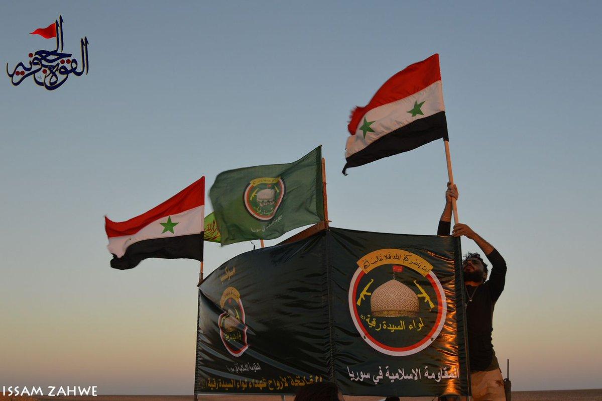 ΕΚΤΑΚΤΟ- Spetsnaz περικύκλωσαν άνδρες των αμερικανικών ειδικών δυνάμεων στην νότια Συρία – Αγριες μάχες στο έδαφος και άτακτη οπισθοχώρηση προς Ιορδανία – Καρφώθηκε η συριακή σημαία στα σύνορα – Βίντεο - Εικόνα1