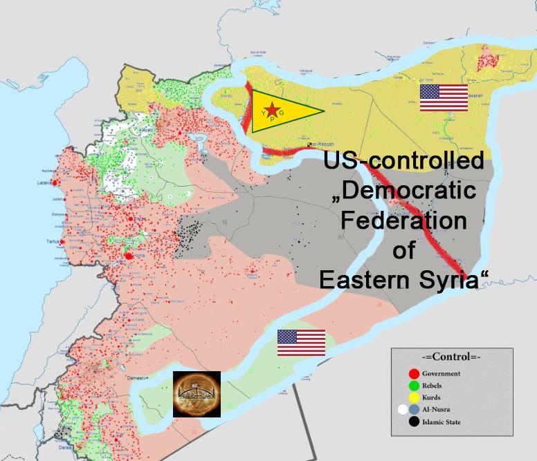 ΕΚΤΑΚΤΟ- Spetsnaz περικύκλωσαν άνδρες των αμερικανικών ειδικών δυνάμεων στην νότια Συρία – Αγριες μάχες στο έδαφος και άτακτη οπισθοχώρηση προς Ιορδανία – Καρφώθηκε η συριακή σημαία στα σύνορα – Βίντεο - Εικόνα2