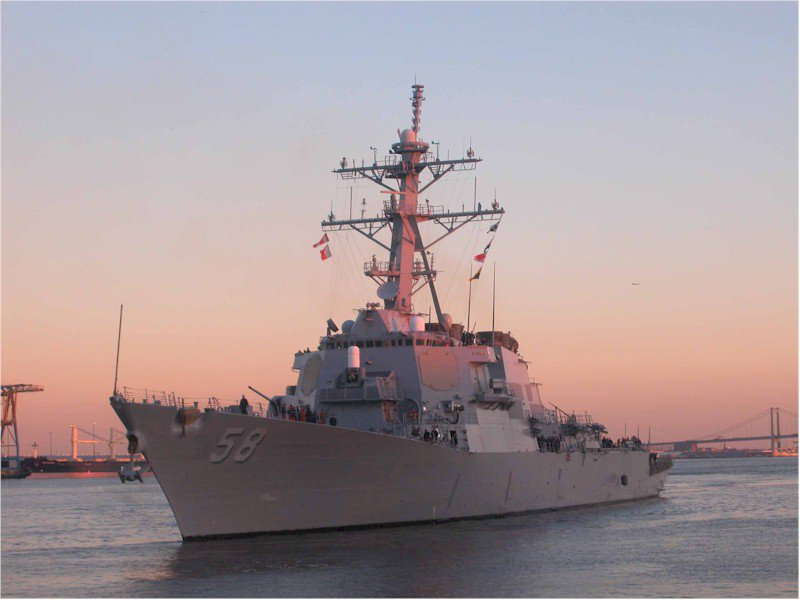ΕΚΤΑΚΤΟ: Τα «θηρία» αντιτορπιλικά Arleigh Burke εντάσσονται στο ελληνικό οπλοστάσιο! Στην Ελλάδα ο διοικητής των ναυτικών δυνάμεων του ΝΑΤΟ – Kρίσιμες ώρες με την Τουρκία:  Ο Α/ΓΕΣ «βγήκε» στο Αιγαίο - Εικόνα1