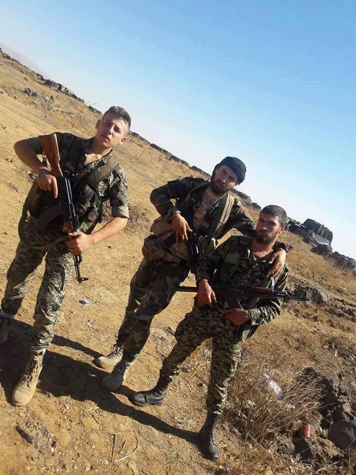 ΕΚΤΑΚΤΟ: Θα τιναχτεί στον αέρα η Μ.Ανατολή! «Η Ρωσία έδωσε εντολή να καταρριφθούν τα ισραηλινά μαχητικά» αναφέρει το Ισραήλ- Ξεκινάει επιχείρηση της Χεζμπολάχ στην Quneitra (εικόνες-βίντεο) - Εικόνα6