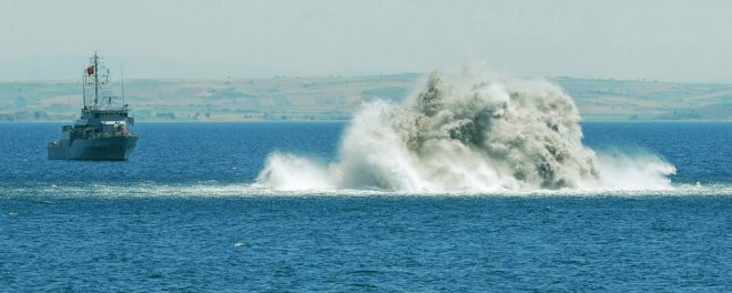 ΕΚΤΑΚΤΟ: Ο Τούρκος Ναύαρχος έδωσε διαταγή να μεταπέσει ο Στόλος σε συμβατικό περιβάλλον πολέμου λόγω κρίσης! – Ερχονται δύσκολες ώρες στο Αιγαίο - Εικόνα0