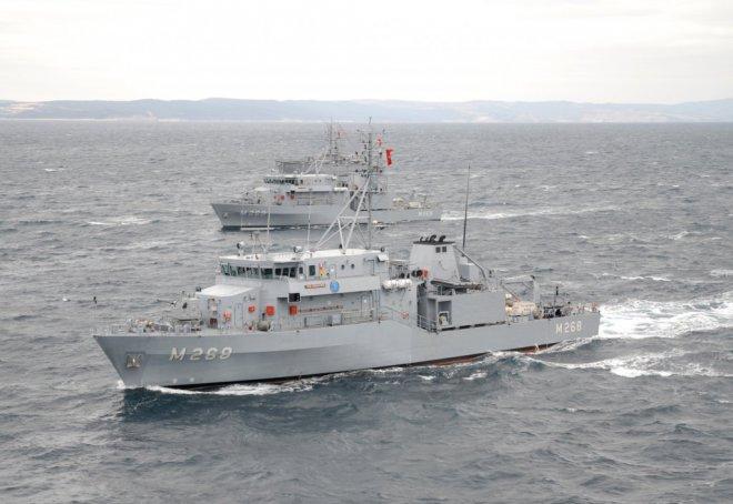 ΕΚΤΑΚΤΟ: Ο Τούρκος Ναύαρχος έδωσε διαταγή να μεταπέσει ο Στόλος σε συμβατικό περιβάλλον πολέμου λόγω κρίσης! – Ερχονται δύσκολες ώρες στο Αιγαίο - Εικόνα1