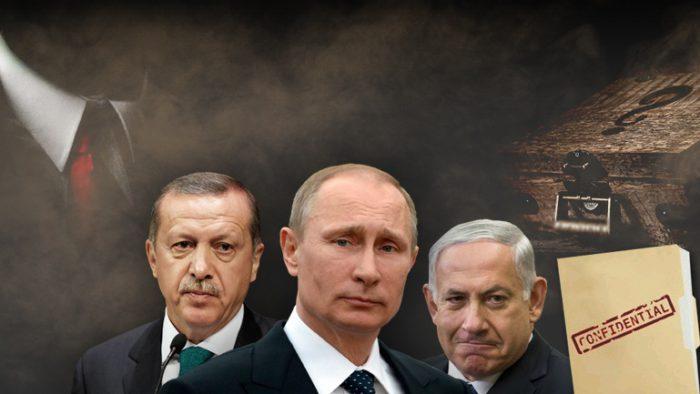 ΕΚΤΑΚΤΟ- Β.Πούτιν προς Ισραήλ: «Ανοχή τέλος -Τέρμα οι ελεύθερες βόλτες πάνω από την Συρία» – Ρώσοι κατέρριψαν το Ισραηλινό F-16 – Επιβεβαίωση ΠΕΝΤΑΠΟΣΤΑΓΜΑ - Εικόνα0