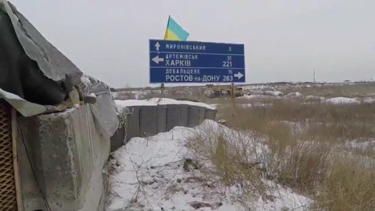 EKTAKTO: Χτύπησαν την Ρωσία τις Άγιες μέρες των Χριστουγέννων – Ξεκίνησε αιφνιδιαστικά πόλεμο στο Ντεμπάλτσεβο το Κίεβο- Αναπτύχθηκε η 45η Αμερικανική Ταξιαρχία Πεζικού στην Ουκρανία (εικόνες, βίντεο) - Εικόνα1