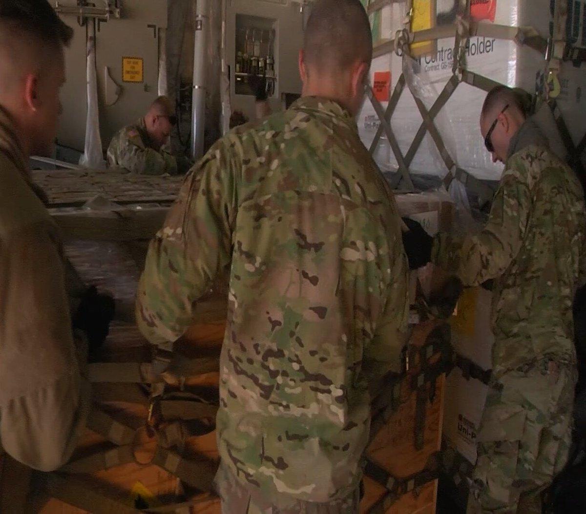 EKTAKTO: Χτύπησαν την Ρωσία τις Άγιες μέρες των Χριστουγέννων – Ξεκίνησε αιφνιδιαστικά πόλεμο στο Ντεμπάλτσεβο το Κίεβο- Αναπτύχθηκε η 45η Αμερικανική Ταξιαρχία Πεζικού στην Ουκρανία (εικόνες, βίντεο) - Εικόνα7