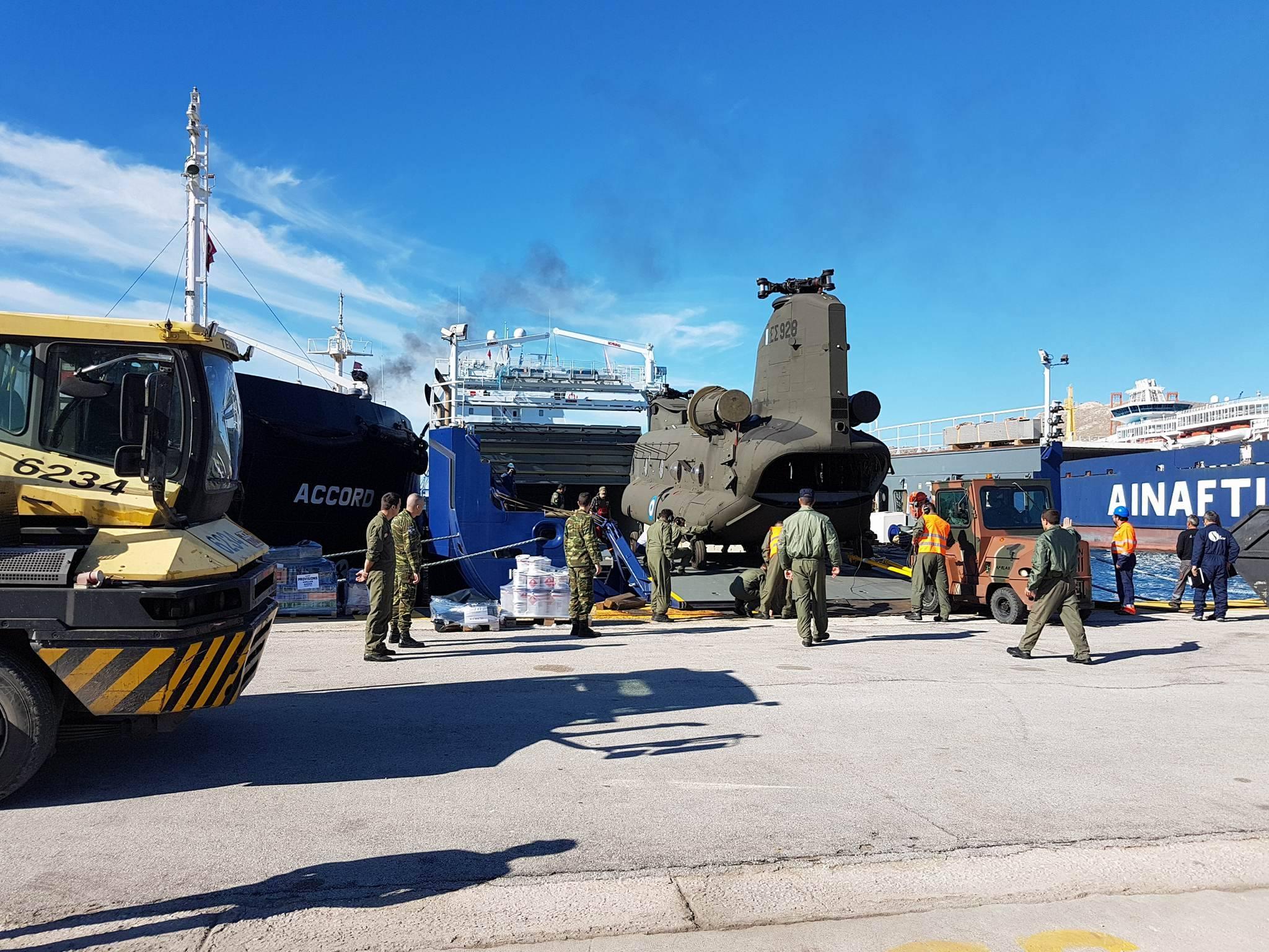 ΗΠΑ σε Ελλάδα: «Επανεξοπλισμός εδώ και τώρα, μην χάνετε χρόνο» – Εφτασαν τα πρώτα CH-47D Chinook – Ακολουθούν OH-58D Kiowa Warrior - Εικόνα10