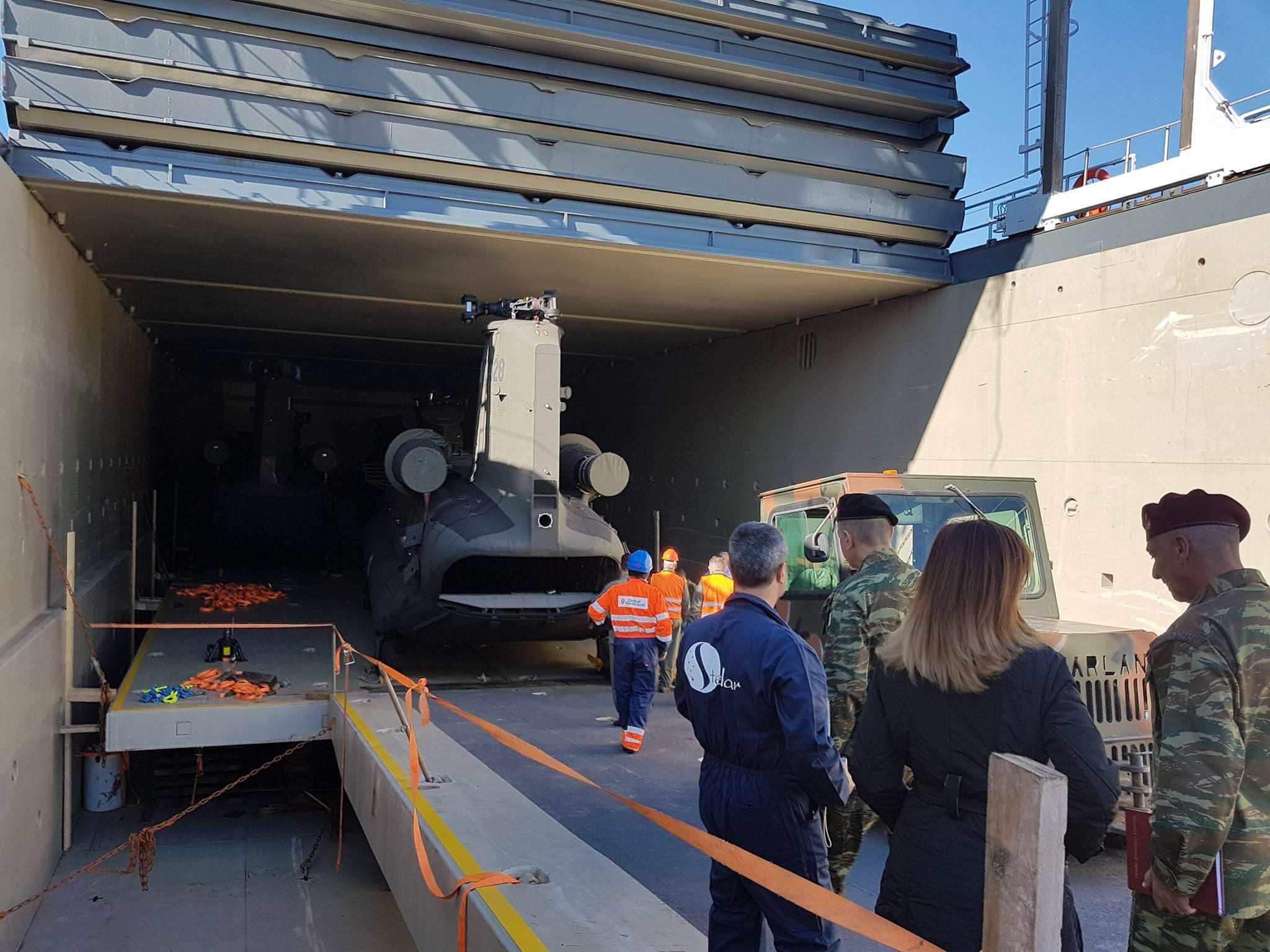 ΗΠΑ σε Ελλάδα: «Επανεξοπλισμός εδώ και τώρα, μην χάνετε χρόνο» – Εφτασαν τα πρώτα CH-47D Chinook – Ακολουθούν OH-58D Kiowa Warrior - Εικόνα2