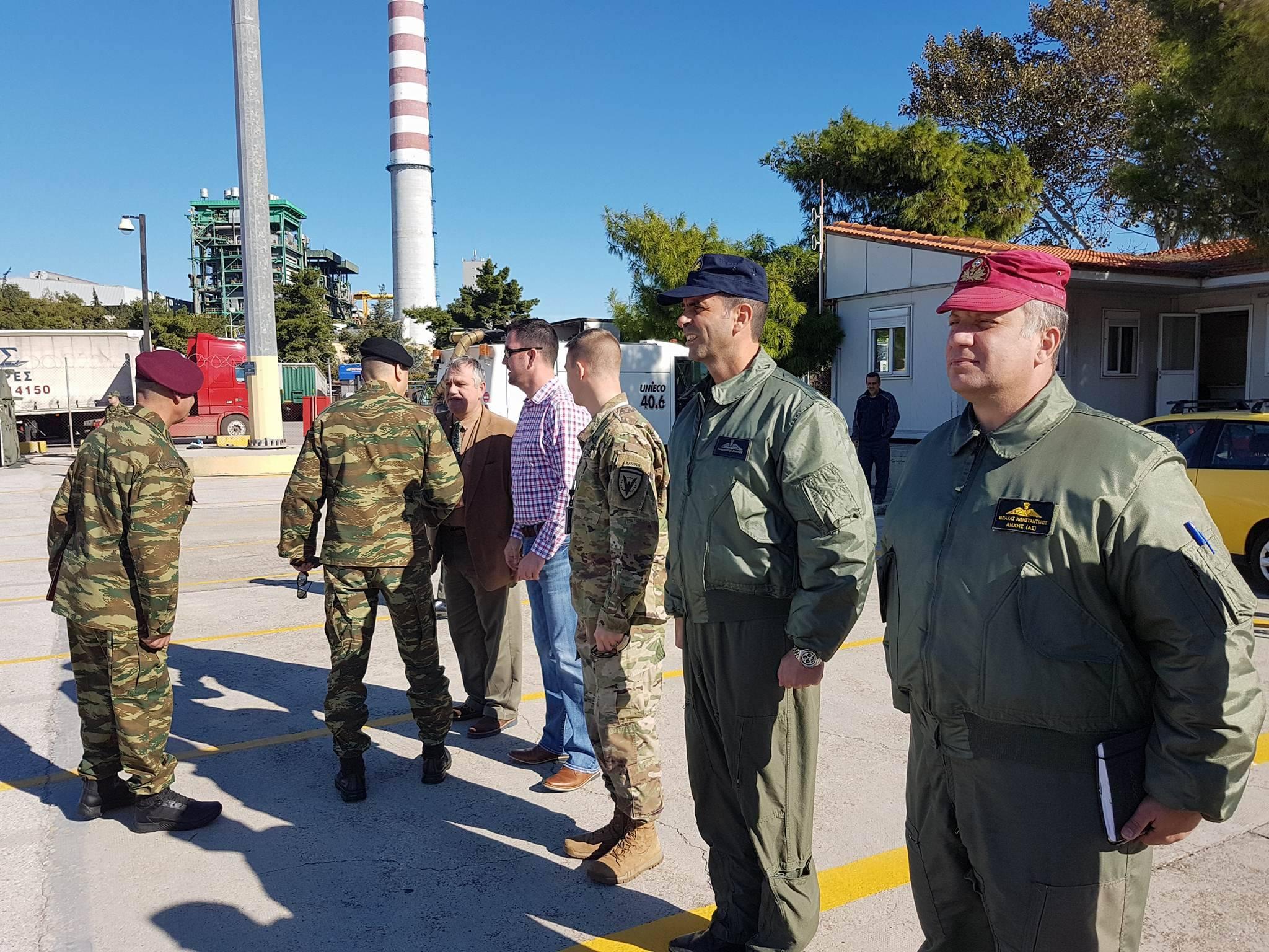 ΗΠΑ σε Ελλάδα: «Επανεξοπλισμός εδώ και τώρα, μην χάνετε χρόνο» – Εφτασαν τα πρώτα CH-47D Chinook – Ακολουθούν OH-58D Kiowa Warrior - Εικόνα5