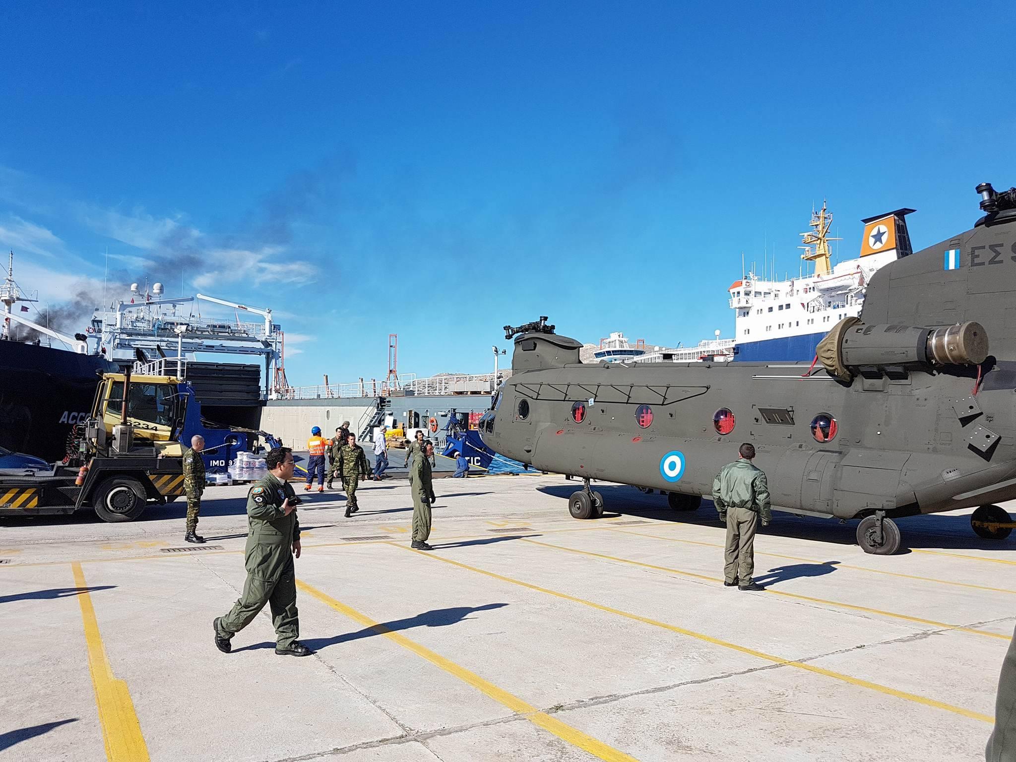 ΗΠΑ σε Ελλάδα: «Επανεξοπλισμός εδώ και τώρα, μην χάνετε χρόνο» – Εφτασαν τα πρώτα CH-47D Chinook – Ακολουθούν OH-58D Kiowa Warrior - Εικόνα6