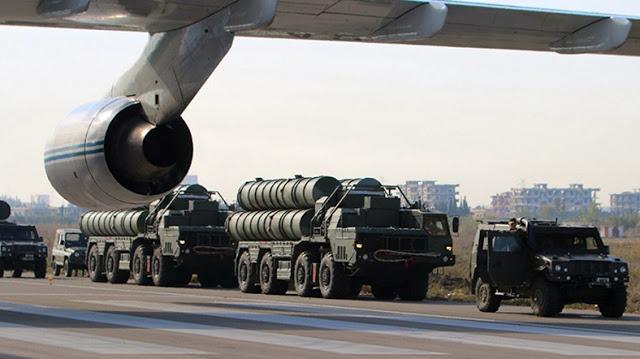Εμπειρογνώμονες: Η Ουάσιγκτον θα προσπαθήσει να διακόψει  την προσφορά των  Ρωσικών   αντιαεροπορικών  πυραυλικών   συστημάτων ( ЗРК)   S-400 στην Σαουδική Αραβία. - Εικόνα1