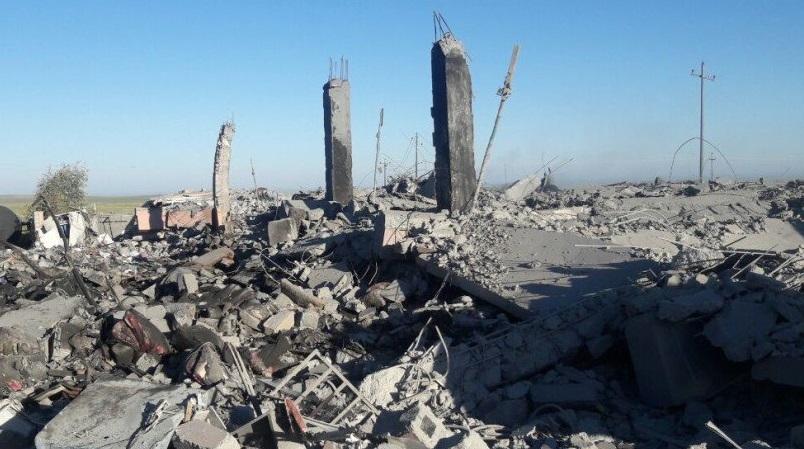 «Έμπλεξε» ο Ερντογάν – Αμερικανοί στις κουρδικές εγκαταστάσεις που βομβάρδισε η Τουρκία (φωτο) - Εικόνα1