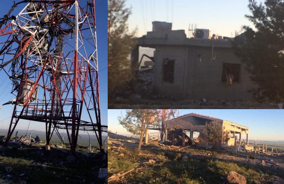 «Έμπλεξε» ο Ερντογάν – Αμερικανοί στις κουρδικές εγκαταστάσεις που βομβάρδισε η Τουρκία (φωτο) - Εικόνα2