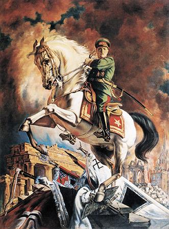 Ο ένδοξος στρατάρχης Ζούκοφ ήταν Έλληνας; - Εικόνα2