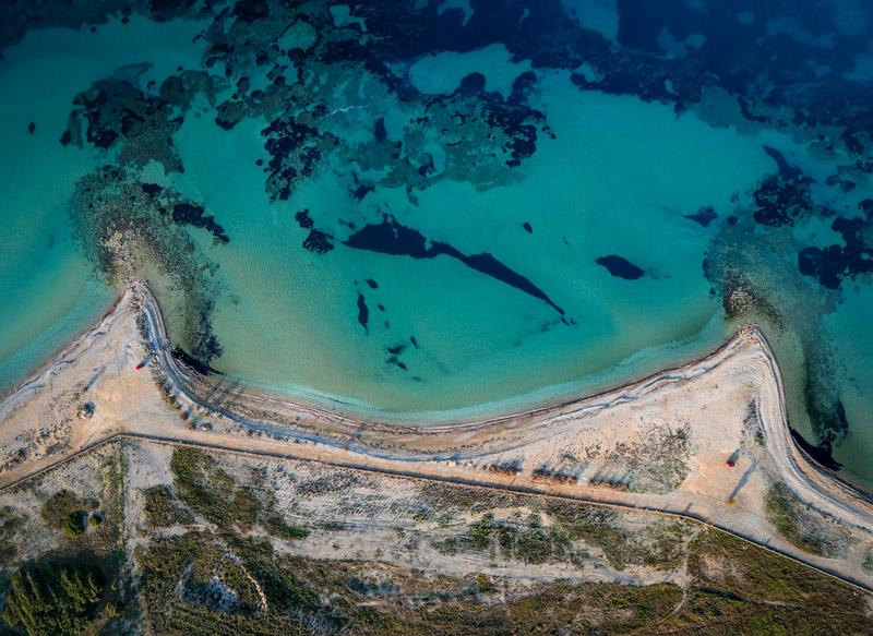 Εντυπωσιακές εικόνες από το αρχαίο λιμάνι στο Λέχαιο: Τι ανακάλυψαν οι αρχαιολόγοι - Εικόνα 3