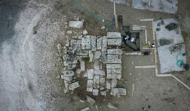 Εντυπωσιακές εικόνες από το αρχαίο λιμάνι στο Λέχαιο: Τι ανακάλυψαν οι αρχαιολόγοι - Εικόνα 5