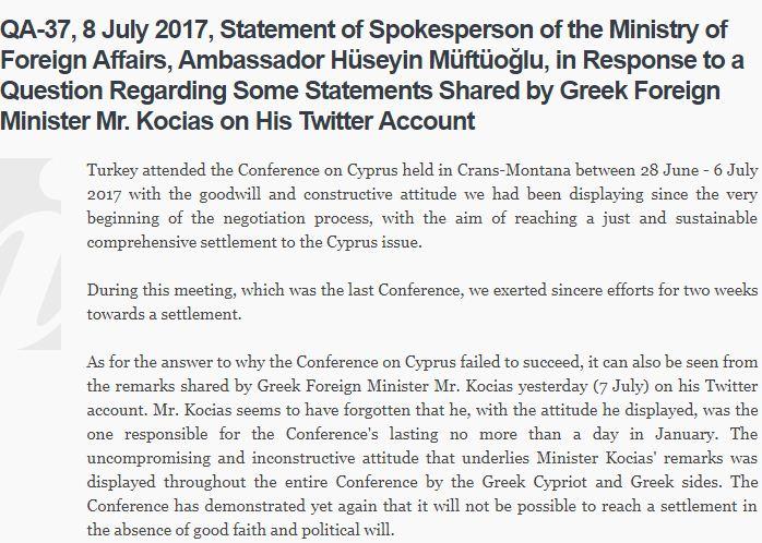 Ο Ερντογάν απειλεί: Θα εφαρμόσουμε σχέδιο Β ή Γ για την Κύπρο - Εικόνα 0
