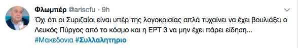 ΕΡΤ: Καλύψαμε το συλλαλητήριο περισσότερο από τα ιδιωτικά - Κατά λάθος γράψαμε για δεκάδες διαδηλωτές - Εικόνα 8