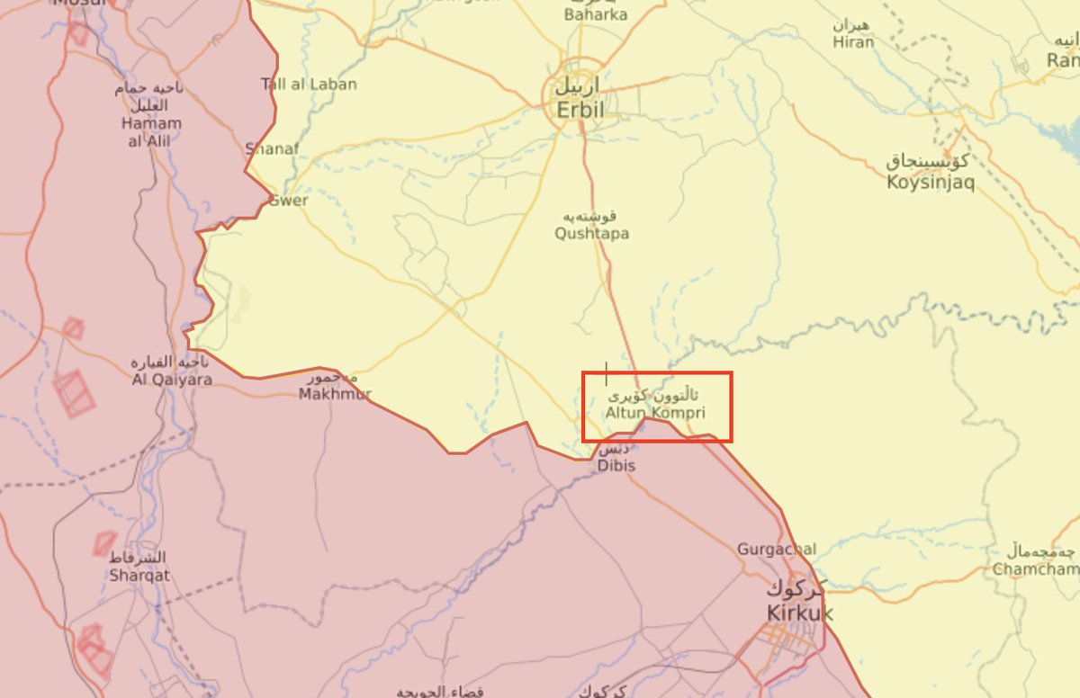 Εστησαν «παγίδα» αλά «Σαντάμ» στην Τουρκία; Τούρκοι κομάντος εισέβαλαν στο Ιρακινό Κουρδιστάν – Αγριες συγκρούσεις Πεσμεργκά-Ιρακινών - Εικόνα1