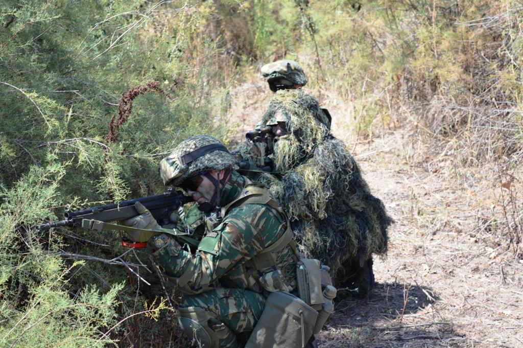 Έτοιμοι για όλα - Επιχειρησιακή εκπαίδευση Σχηματισμών του Δ' Σώματος Στρατού - ΦΩΤΟ - Εικόνα13