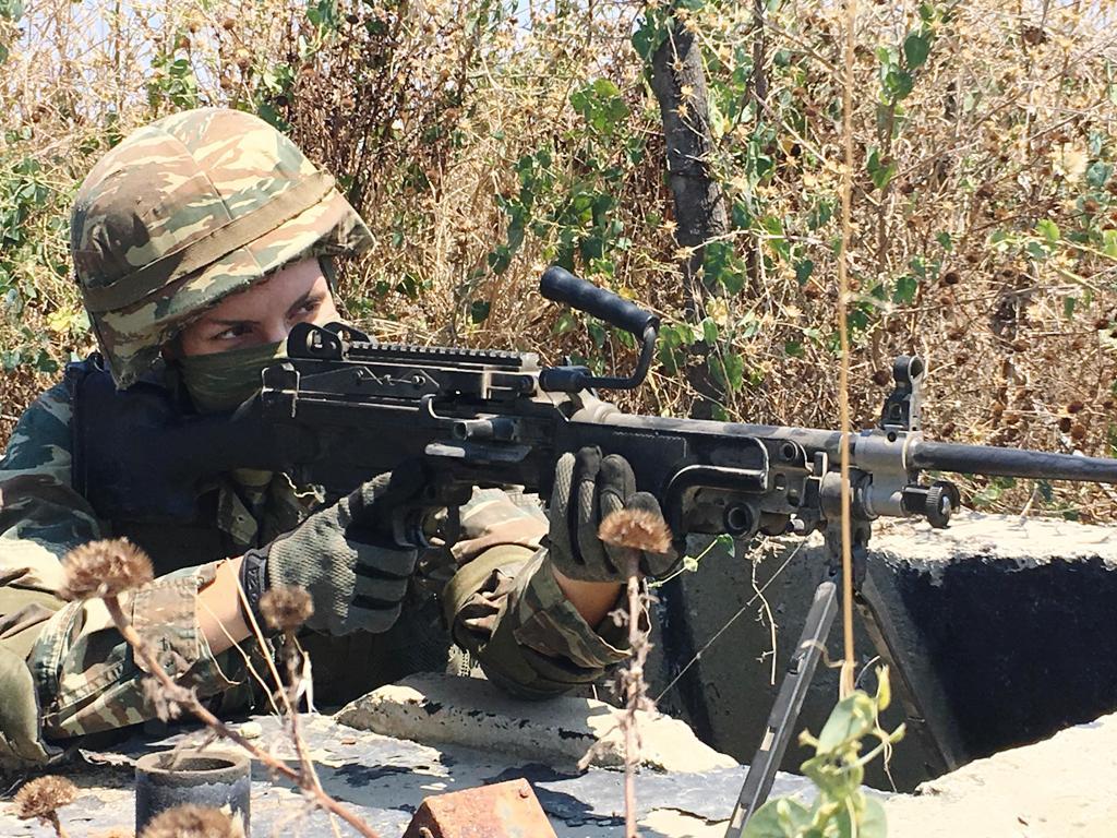 Έτοιμοι για όλα - Επιχειρησιακή εκπαίδευση Σχηματισμών του Δ' Σώματος Στρατού - ΦΩΤΟ - Εικόνα14