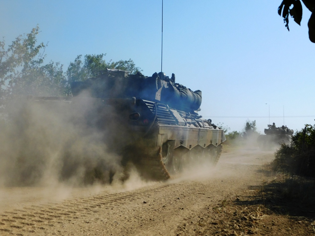 Έτοιμοι για όλα - Επιχειρησιακή εκπαίδευση Σχηματισμών του Δ' Σώματος Στρατού - ΦΩΤΟ - Εικόνα4