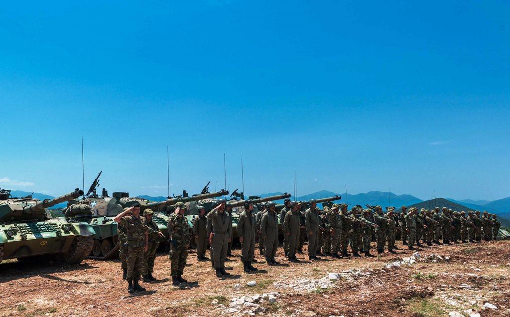 Έτσι εκπαιδεύεται η 1η Στρατιά - Απίστευτα πλάνα - ΦΩΤΟ - Εικόνα20