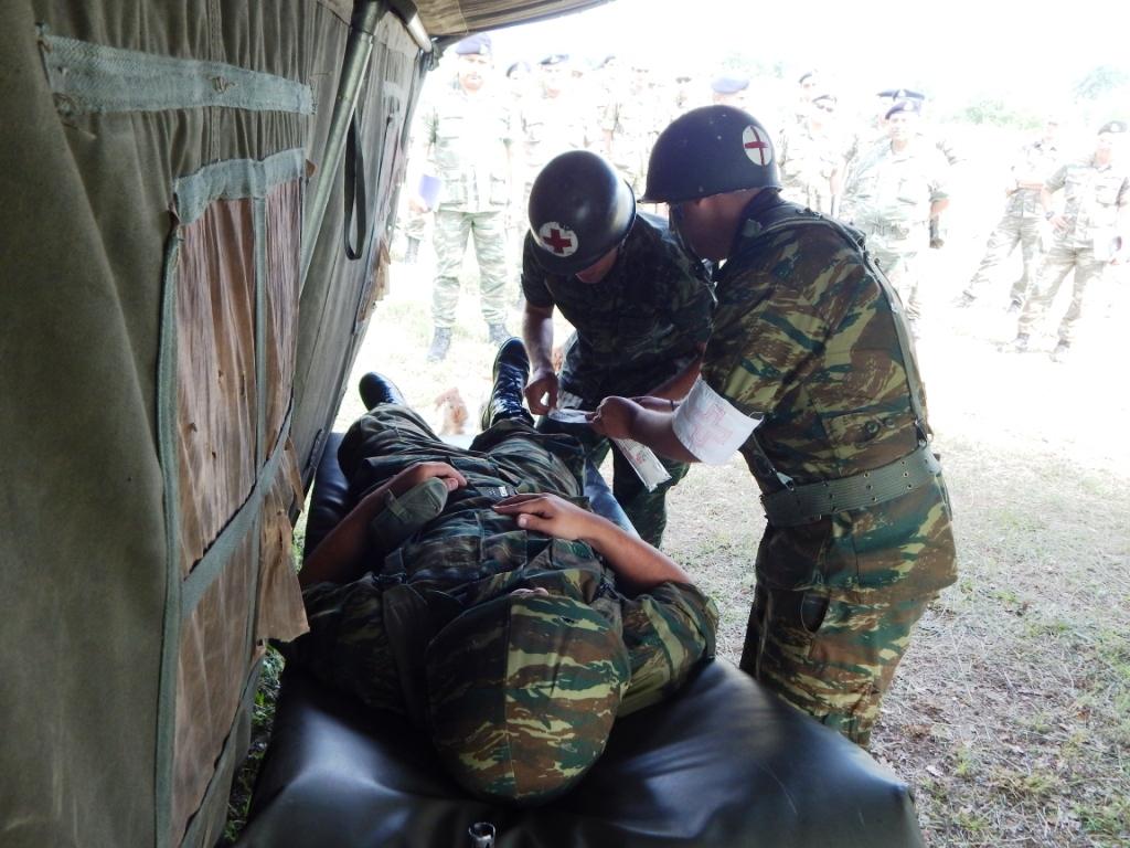 Έτσι εκπαιδεύεται η 1η Στρατιά - Απίστευτα πλάνα - ΦΩΤΟ - Εικόνα8