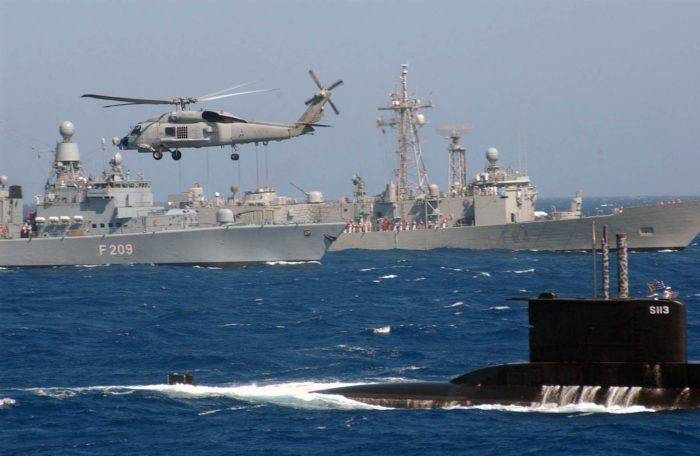 Εύξεινος Πόντος – Αιγαίο – Ανατολική Μεσόγειος καθορίζουν τη σύγκρουση ΝΑΤΟ-Ρωσίας – «Κλειδί» πλέον των εξελίξεων η Ελλάδα - Εικόνα0