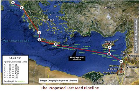 Eurοasia Interconnector με ηλεκτρική σύνδεση Ισραήλ-Κύπρου-Ελλάδος «κλειδώνει» το Αιγαίο -«Λύσσαξαν» στην Άγκυρα οι Τούρκοι - Εικόνα1