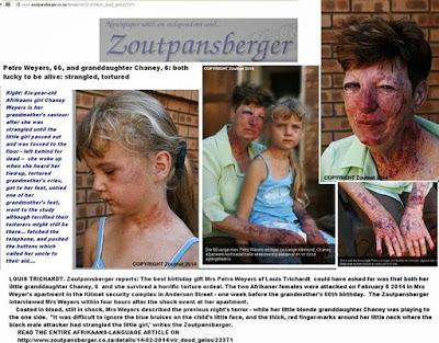 Η Ευρώπη που κόπτεται για τα ανθρώπινα δικαιώματα κλείνει τα μάτια μπροστά στην ωμή καταπάτησή τους στη Νότια Αφρική, καταγγέλλουν σε Συνέδριο ευρωβουλευτές της ομάδας του ENF - Εικόνα3